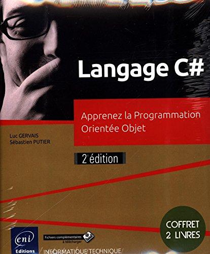 Langage C# - Coffret de 2 livres: Sébastien PUTIER Luc