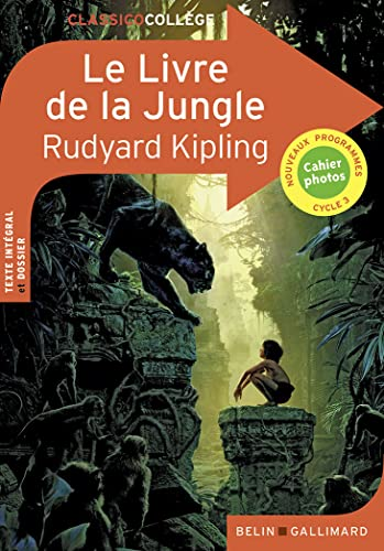 9782410003796: Le Livre de la jungle