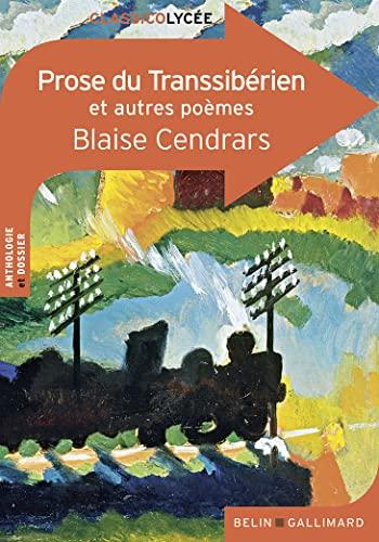 9782410012989: Prose du Transsibérien et autres poèmes