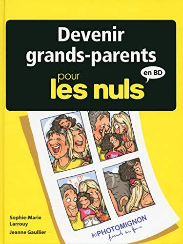 9782412015995: Devenir grands-parents pour les Nuls BD