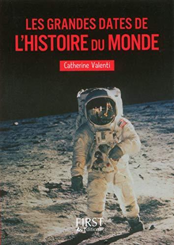 9782412025611: Petit livre de - Les grandes dates de l'Histoire du monde NE