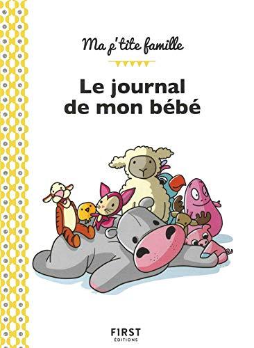 9782412038833: Le journal de mon bébé, 3e édition