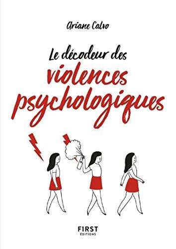 9782412042564: Petit Livre de - Le décodeur des violences psychologiques