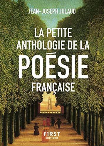 9782412044445: La Petite anthologie de la poésie française, nouvelle édition