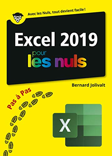 9782412046562: Excel 2019 pour les Nuls pas à pas