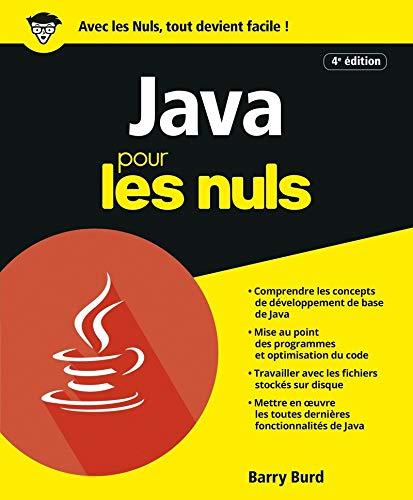 9782412046630: Java pour les Nuls, 4e éd.