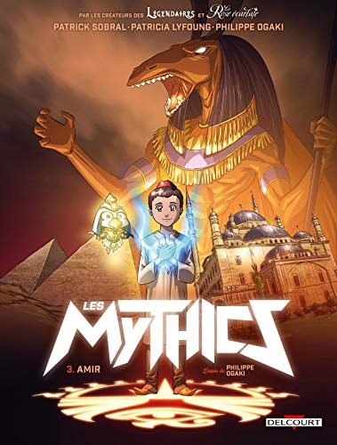 9782413001935: Les Mythics T03: Amir