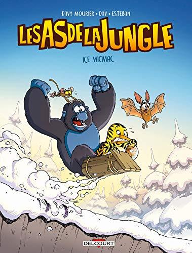 9782413012368: Les As de la jungle T02: Ice Micmac