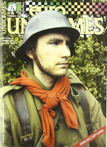 9782415852009: Uniformes Nº 34. Revista Bimestral. en glish Captions. (Euro Uniformes)