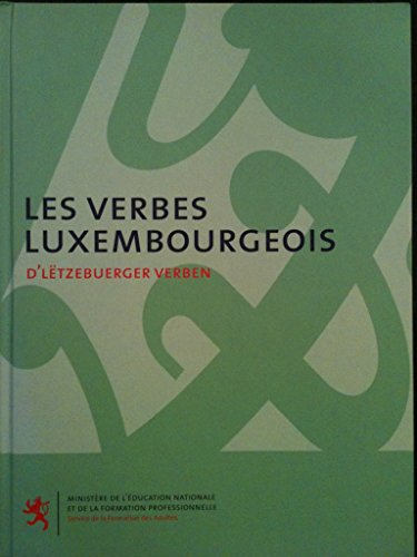 9782495000260: Les verbes luxembourgeois