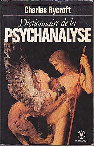 9782501002035: Dictionnaire de la psychanalyse (Collection Marabout université)