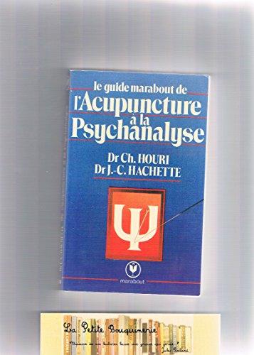 Le Guide Marabout de l'acupuncture ? la: n/a