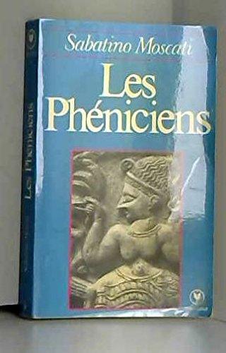 9782501003544: Les Phéniciens (Collection Marabout université)