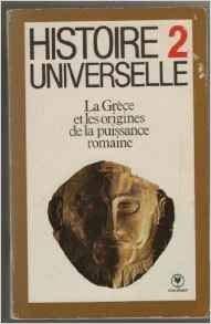 Histoire universelle n°2 la grà ce et: Carl Grimberg