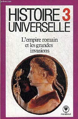 Hist. universelle t03 l'empire romain (Mu0031): n/a