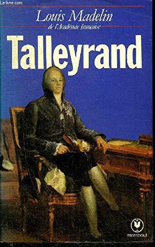 9782501004596: Talleyrand