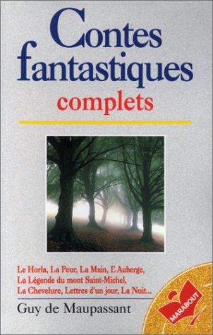 9782501009485: Contes fantastiques complets