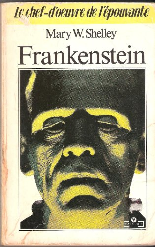 9782501010313: FRANKENSTEIN