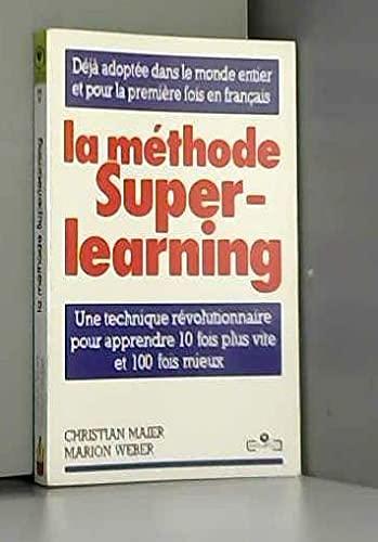 9782501015554: La méthode superlearning