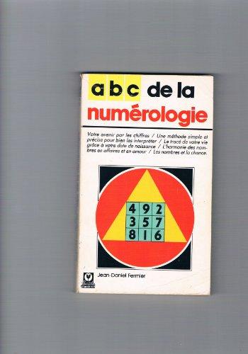9782501015790: ABC de la numérologie