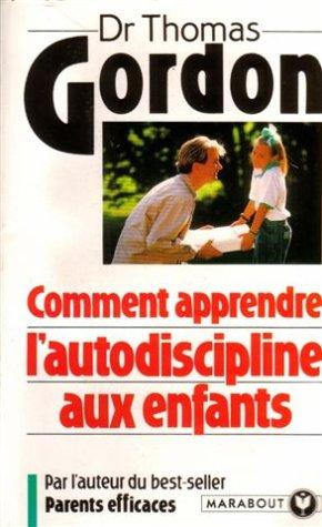 9782501017275: Comment apprendre l'autodiscipline aux enfants (Marabout service)