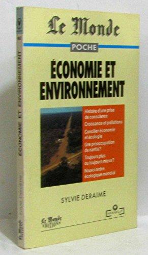9782501019910: Economie Et Environnement