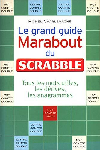 9782501024112: Le grand guide marabout du scrabble