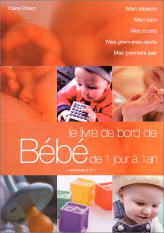 9782501025904: Le livre de bord de b�b�