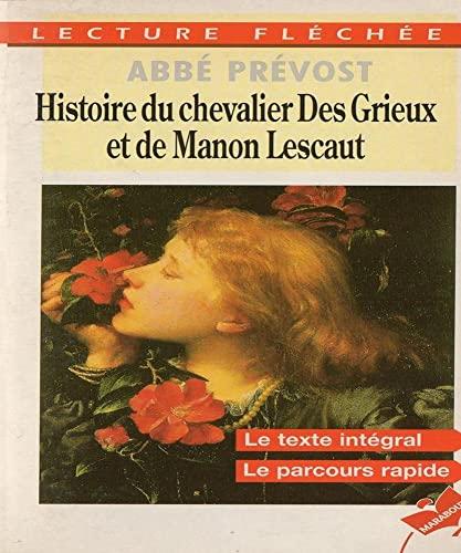 9782501025966: HISTOIRE DU CHEVALIER DES GRIEUX ET DE MANON LESCAUT