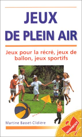 9782501026802: JEUX DE PLEIN AIR