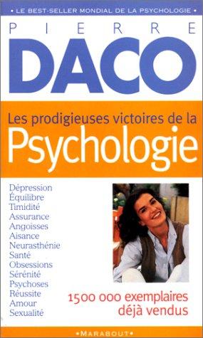 9782501026932: Les prodigieuses victoires de la psychologie