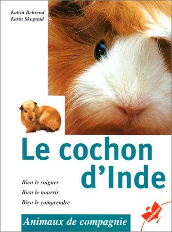 9782501029834: Le cochon d'inde