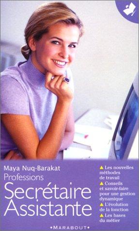 9782501033015: Professions : secrétaire-assistante