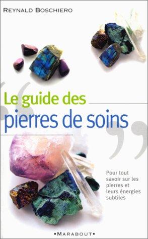 9782501034791: Le guide des pierres de soins