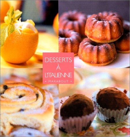 9782501035347: Desserts à l'italienne