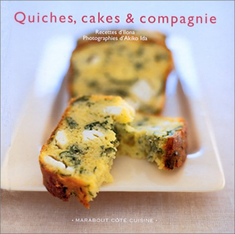 9782501036085: Quiches cakes & compagnie