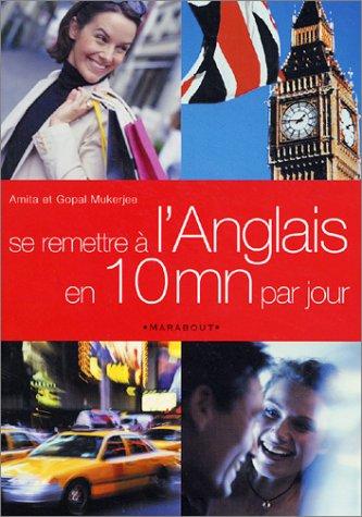 9782501036696: Se remettre à l'anglais en 10 minutes par jour