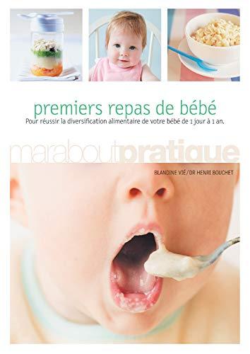 9782501039277: Premiers repas de bébé