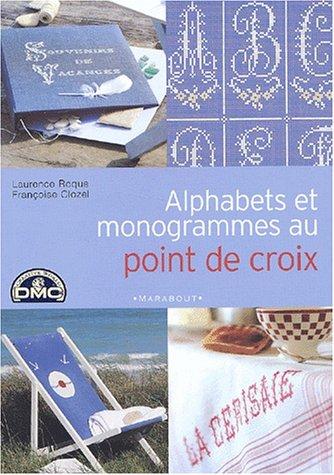 9782501039918: Alphabets et monogrammes au point de croix