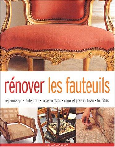 9782501040112: Rénover les fauteuils