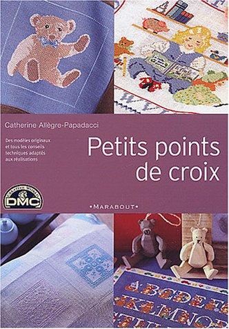 9782501040525: Petits points de croix
