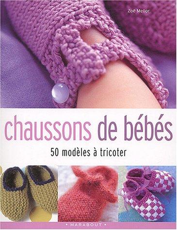 9782501040686: Chaussons en tricot