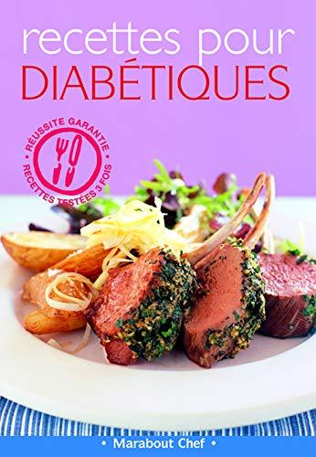 9782501041003: Recettes pour diabétiques
