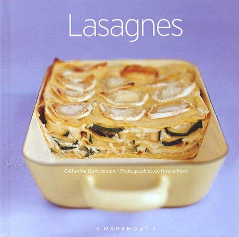 9782501043533: Lasagnes