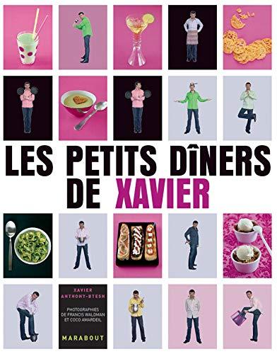 9782501045063: Les petits dîners de Xavier