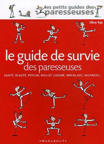 9782501045421: Le Guide de survie des paresseuses