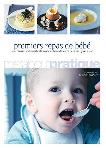 9782501046169: Premiers repas de bébé