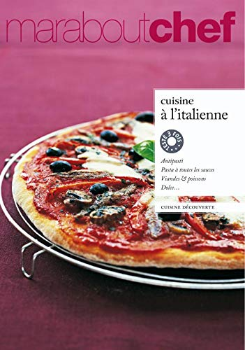 9782501047265: A l'Italienne (French Edition)