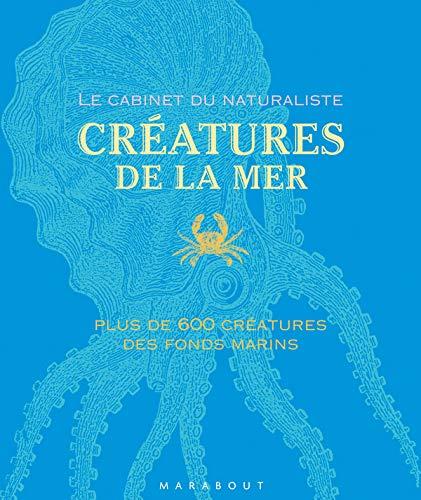 9782501047371: Les créatures de la mer (Le cabinet du naturaliste)
