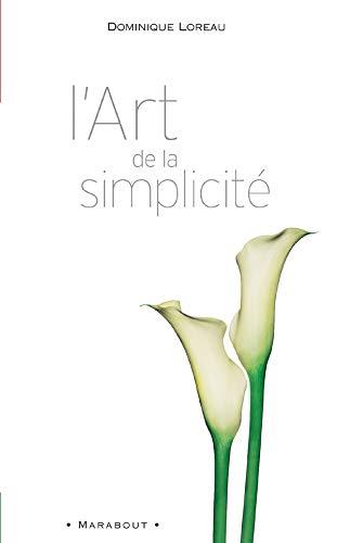 9782501047647: L'art de la simplicite (Marabout psychologie)